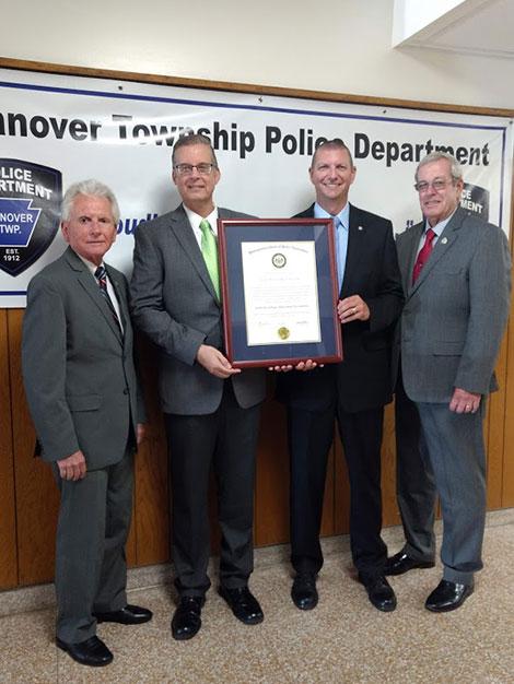 Hanover Township News